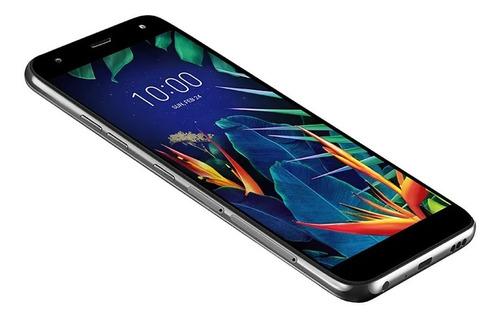 smartphone lg k12 plus 32gb platina - lm-x420bmw