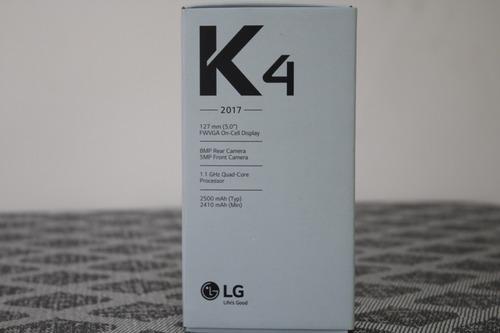 smartphone lg k4 2017