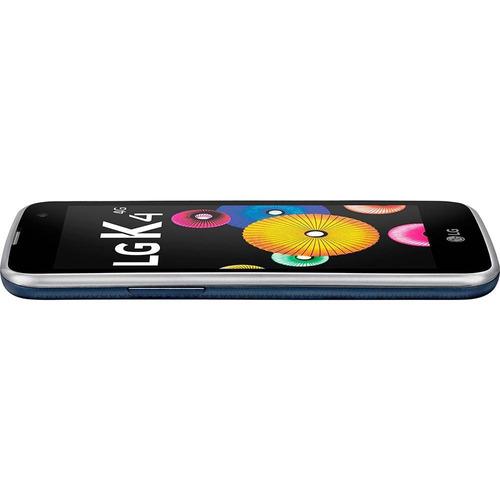 smartphone lg k4 indigo k130f 8gb 4.5  tcdl0728