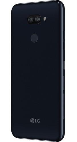 smartphone lg k40s 32gb dual chip android 9 tela 6.1  preto
