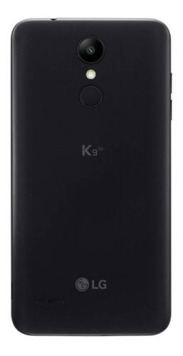 smartphone lg k9 com tv digital preto 16gb tela 5 camera 8mp