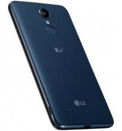 smartphone lg k9 tv 16gb azul 4g quad core-2gb ram tela 5´´