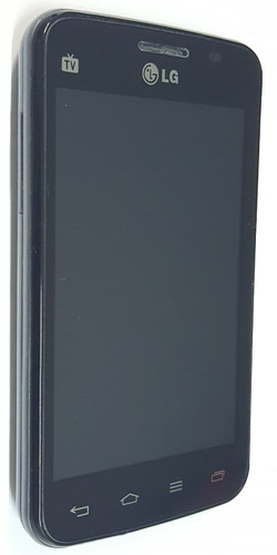 bde07b689 Smartphone Lg L4 Ii E465 Tv Preto [vitrine] - R$ 229,00 em Mercado Livre