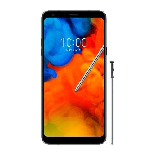 smartphone lg q stylus black liberado 32gb