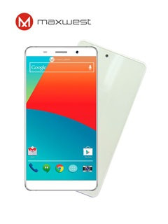 smartphone maxwest astro x55, 5.5  ips hd, android 5.1, dual