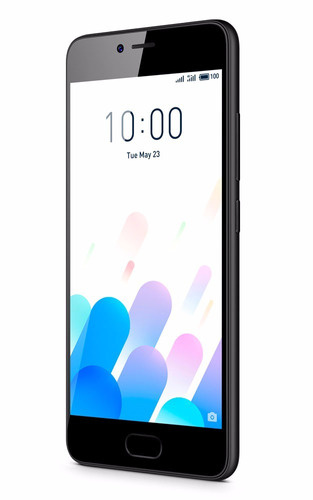 smartphone meizu m5c dual sim 4g 2gb ram 16gb - preto