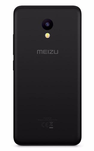 smartphone meizu m5c, tela 5 , 2gb ram, 16gb - preto