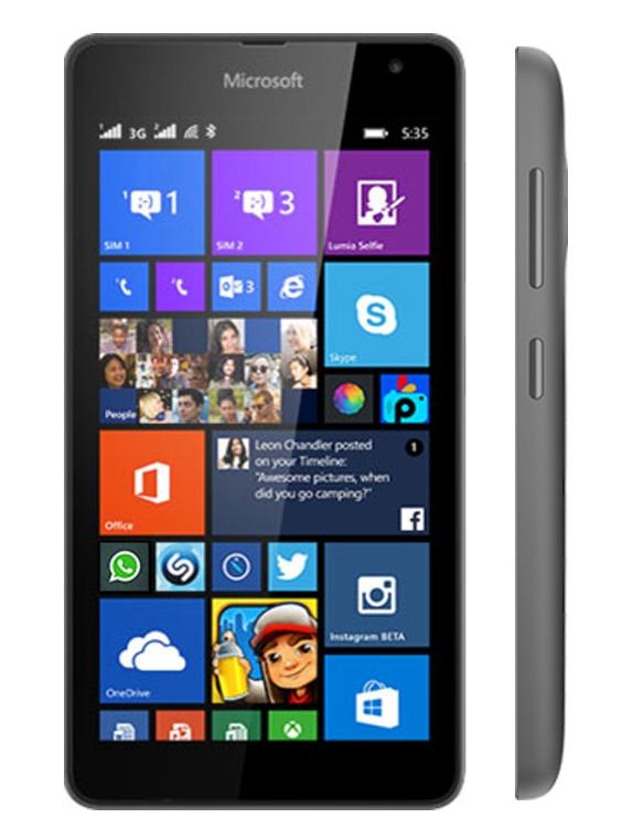 5c8bd0c102c Smartphone Microsoft Lumia 535 Dual Sim 2 Chip 8gb 5mp Cinza - R ...