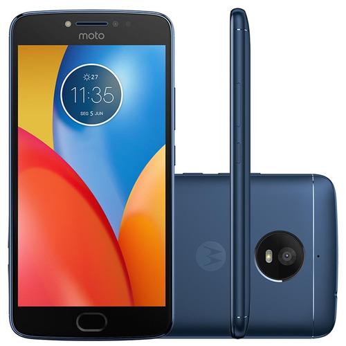 smartphone moto e4 plus xt1773 azul safira - sensor digital