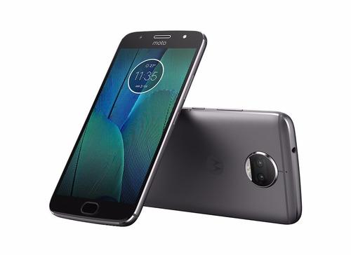 smartphone moto g (5s) plus 4g dual chip 32gb tv xt1802