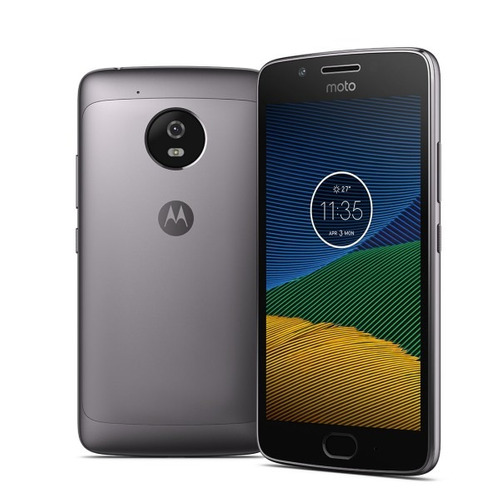 smartphone moto g5 camara 13 mp  camara y video