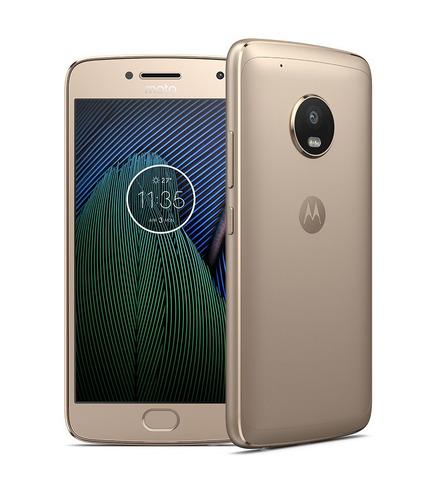 smartphone moto g5 plus 5 12mp 32gb nuevo sellado dual sim