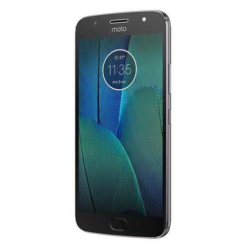 smartphone moto g5 s plus xt1802 platinum - tv,dual,4g