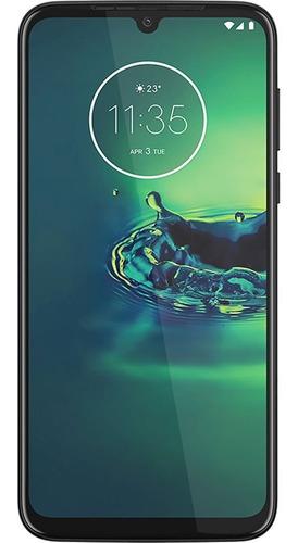 smartphone moto g8 plus 64gb 6.3 azul safira