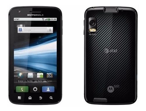smartphone motorola atrix mb860 + lapdock 12 polegada (novo)
