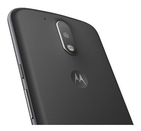 smartphone motorola moto g 4 plus branco tela 5.5  android