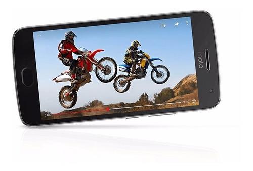 smartphone motorola moto g5 plus xt1680 32gb lte tela 55.2