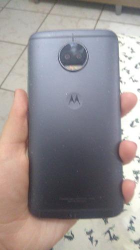 smartphone motorola moto g5s plus xt1802 platinum 32gb