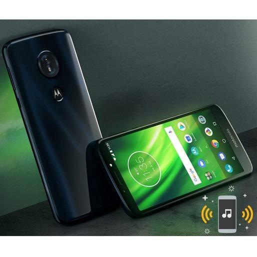 639c8b46e5 Smartphone Motorola Moto G6 Play Índigo 32 Gb Xt1922 - R  997