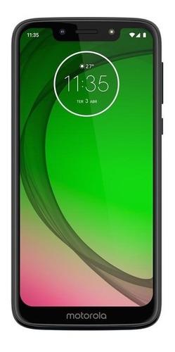 smartphone motorola moto g7 play 32gb 5.7  13mp 8mp índigo