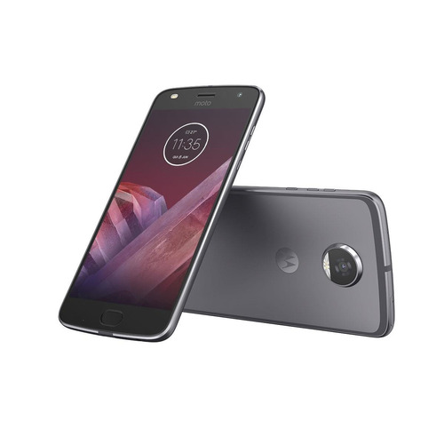 smartphone motorola moto z2 play 64gb 12mp platinum
