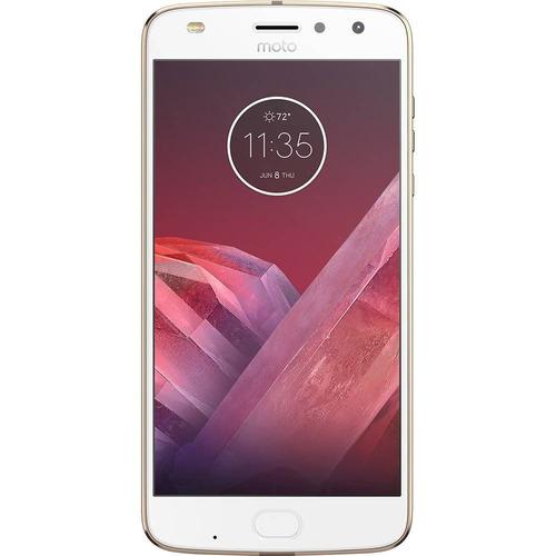 smartphone motorola moto z2 play ouro tela 5,5 android 7.1
