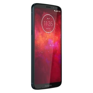 86170ba2f Smartphone Motorola Moto Z3 Play Power Pack Dtv 64gb Indigo - R ...
