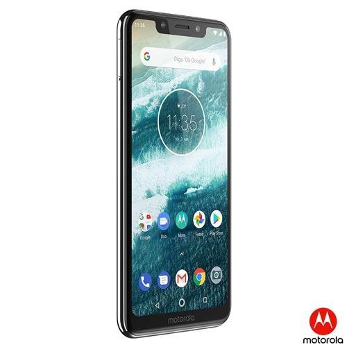 smartphone motorola one branco,5,9 ,4g, 64gb,13mp - xt1941-3