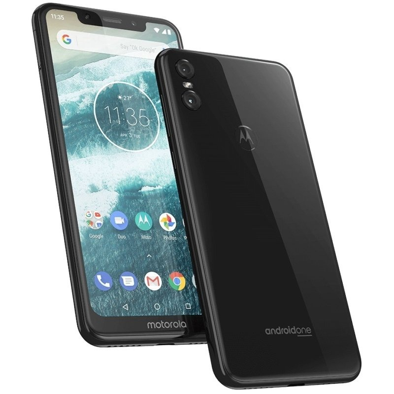 smartphone motorola one xt1941 dual sim lte 4gb 64gb preto. Black Bedroom Furniture Sets. Home Design Ideas