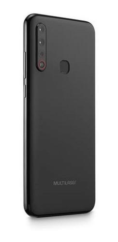 smartphone multilaser h 128gb 6,3 fhd ram 6gb preto octa cor