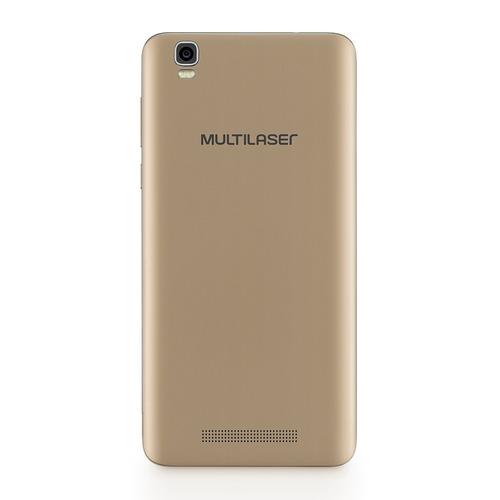 smartphone multilaser ms55 quad core 16gb tela 5,5 android 7