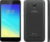 smartphone neffos y5s gris obscuro 4g lte 5 pulgadas cel-133