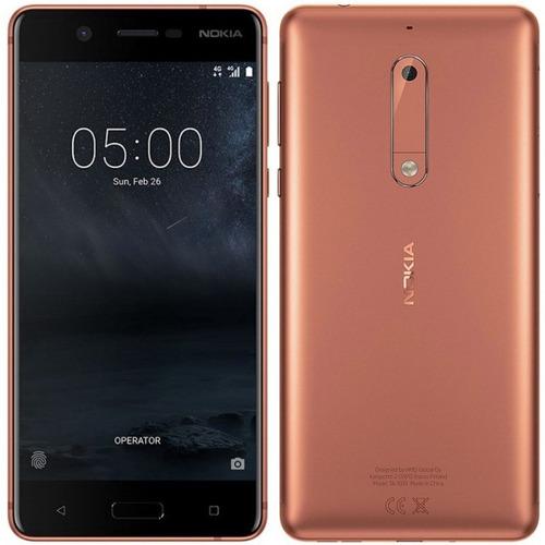 smartphone nokia 5 16gb 4g dual sim 5.2'' ips câm 13mp + 8mp