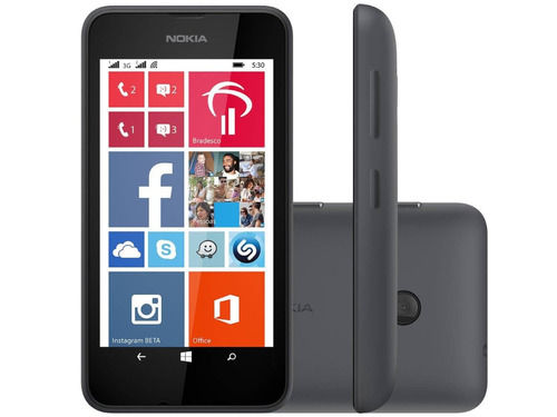 smartphone nokia lumia 530 desbloqueado windows phone 8.1