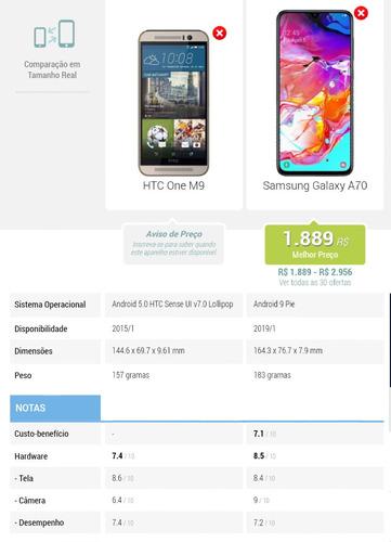 smartphone one telefone celular