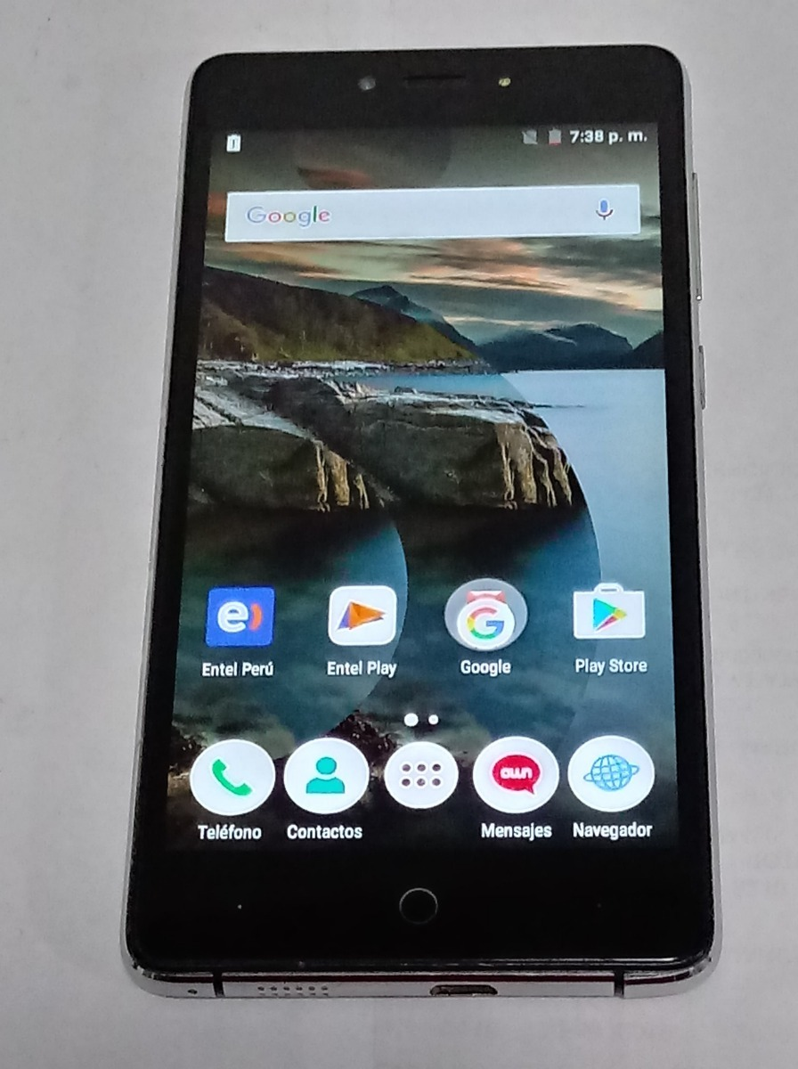 73e57331fbc Smartphone Own Smart 02 1gb Ram 8gb Rom Tienda/garantía - S/ 179,99 ...