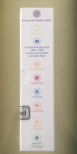 smartphone polaroid cosmo z2
