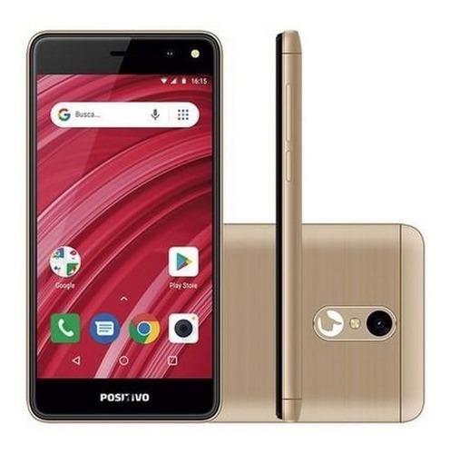 smartphone positivo s512 twist 2 5,3'' 16gb 8+5mp 3g