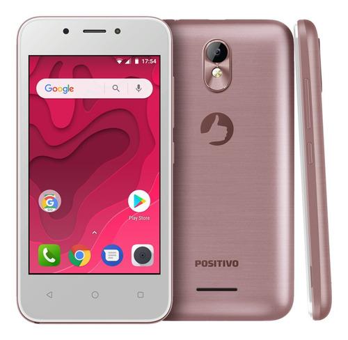 smartphone positivo twist mini s431 - rosa
