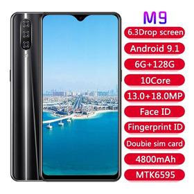 Smartphone Q18 Pro 6gb Ram + 128gb Rom + 6580mah Bateria