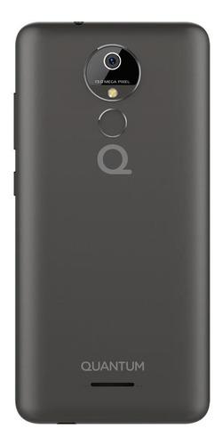 smartphone quantum you 2, grafite, tela 5,5 , 16gb, 13mp