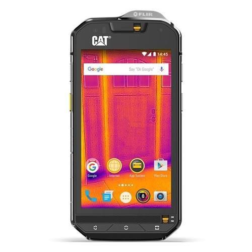 smartphone s60 caterpillar cat cam/térmica 4g lançamento
