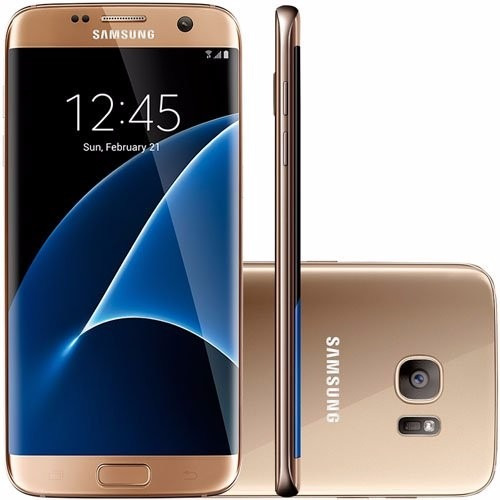 smartphone s7 edge g935fd dual 5.5 pronta entrega