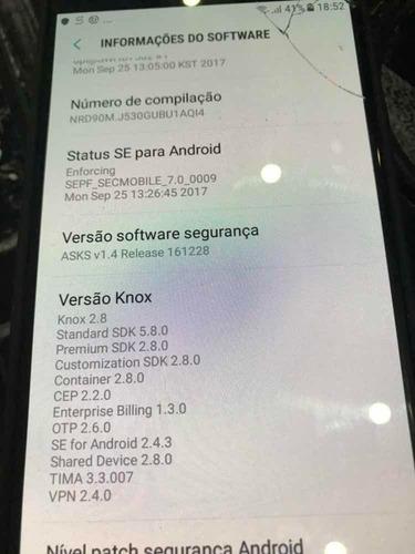 Smartphone Samsung Experience 8 1