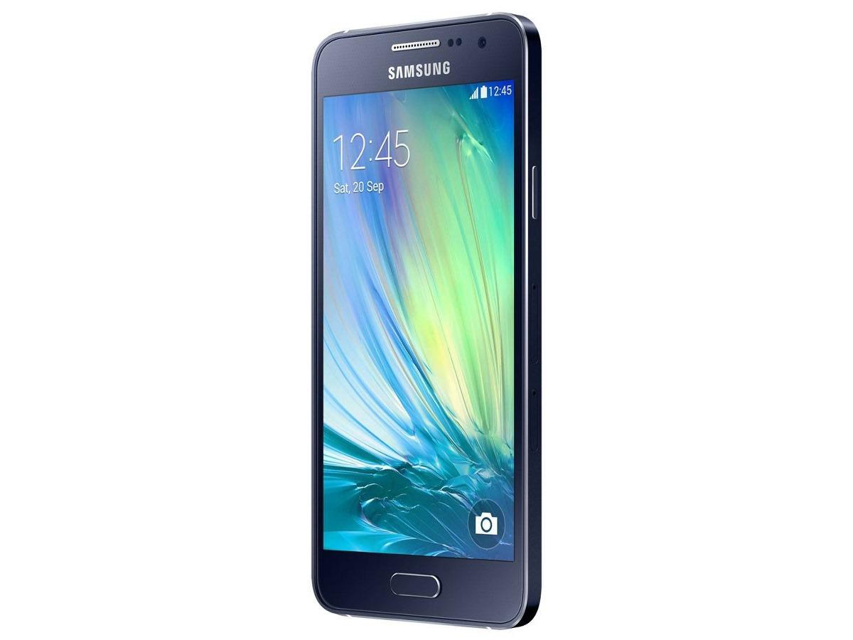 smartphone samsung galaxy a3 duos tela 4 5 mania virtual r em mercado livre. Black Bedroom Furniture Sets. Home Design Ideas