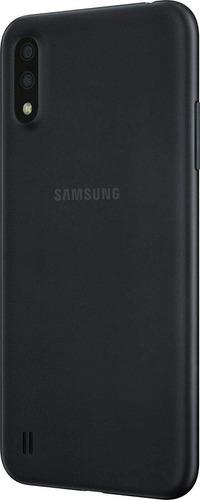 smartphone samsung galaxy a01 32gb preto