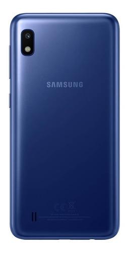smartphone samsung galaxy a10 color azul
