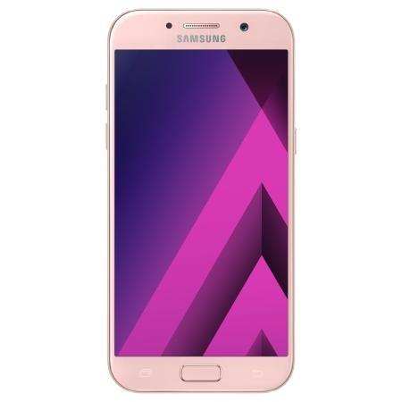 smartphone samsung galaxy a5 2017 rosa tela 5,2  android 6.0