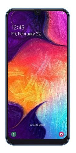 smartphone samsung galaxy a50 64gb - azul