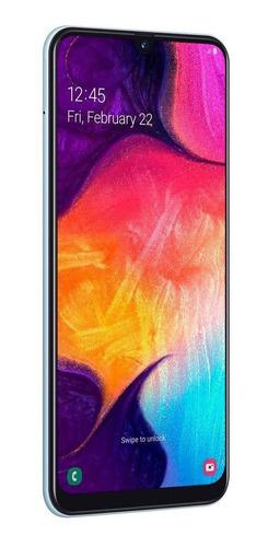 smartphone samsung galaxy a50, bco 6,4 , 64gb,  25mp+5mp+8mp